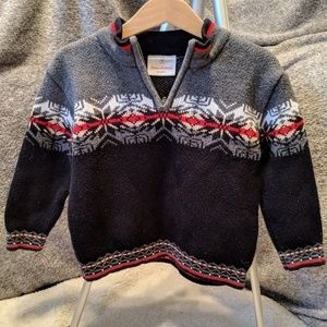 💕Hanna Andersson Pullover Sweater💕Size 2T (90cm)